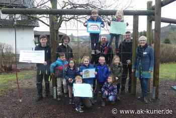 Montaplast-Auszubildende spenden an Kita in Morsbach - AK-Kurier - Internetzeitung für den Kreis Altenkirchen