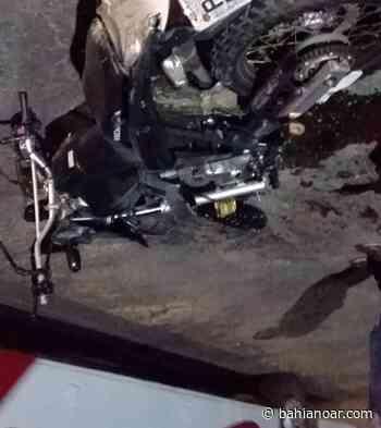 Grave acidente envolvendo motocicletas deixa dois mortos em Candeias - Bahia No Ar!
