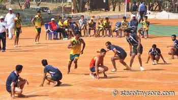 NIE Invitational Kho-Kho postponed indefinitely - Star of Mysore