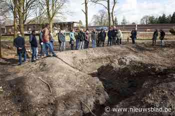 Loopgraven in oorspronkelijke staat hersteld (Baarle-Hertog) - Het Nieuwsblad
