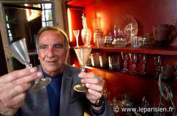 Foire de Chatou : Yves Lecoq sacré roi de la brocante - Le Parisien