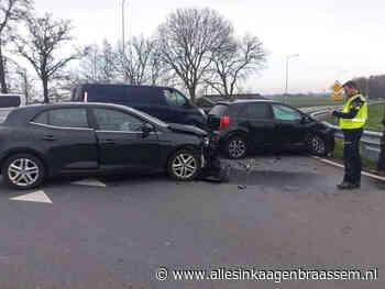 Ongeval op N445 bij Rijpwetering - Alles in Kaag en Braassem