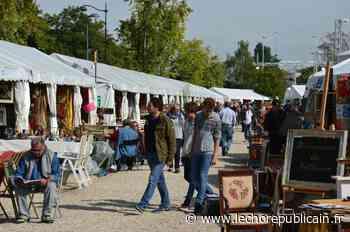 La 100e édition de la foire de Chatou, dans les Yvelines, est maintenue - Echo Républicain