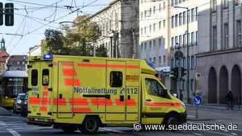 Unfälle - Burg (bei Magdeburg) - Drei Menschen bei Unfall auf A2 verletzt - Süddeutsche Zeitung