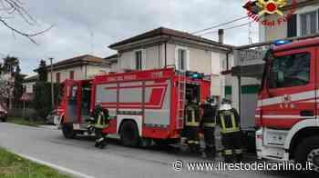 Incendio Molinella oggi, quattro intossicati - il Resto del Carlino