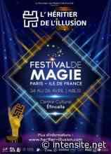 ABLIS (78) - Festival de magie : Marc Métral - Radio Intensité