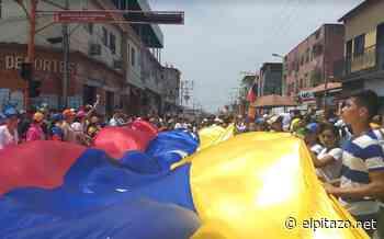 En Guanare y Acarigua-Araure se concentrarán las protestas de Portuguesa este #10mar - El Pitazo