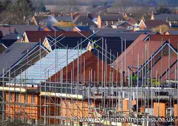 East Riding of Yorkshire Council succeeds in matching homebuilding target, figures show - Bridlington Free Press