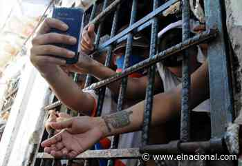 [VIDEO] Como animales: Así trasladan a presos de Acarigua a tribunales - El Nacional