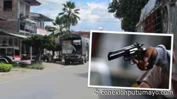 Ataque con arma de fuego deja un herido en Puerto Caicedo, Putumayo - Conexión Putumayo
