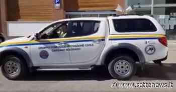 A Cassano Magnago la Protezione civile gira per le strade con l'altoparlante - Settenews
