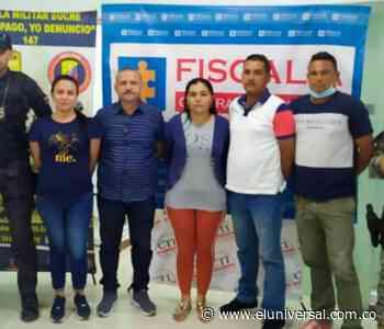 Capturan a ex alcalde de Los Palmitos, Manuel Pérez Mendívil - El Universal - Colombia
