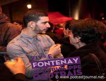 Nassim Lachelache : Fontenay-Sous-Bois dans son coeur - Le Podcast Journal