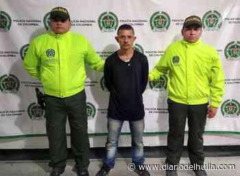 Deberá responder por concierto para delinquir en Oporapa - Diario del Huila