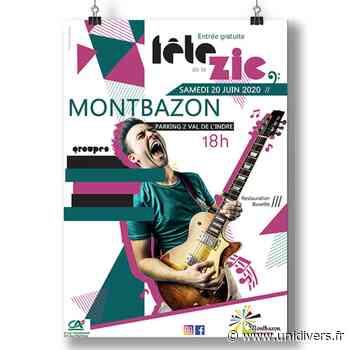 FÊTE DE LA ZIC Montbazon 20 juin 2020 - Unidivers