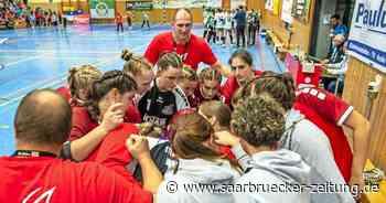 Handballerinnen der HSG Marpingen-Alsweiler wollen in der 3. Liga bleiben - Saarbrücker Zeitung