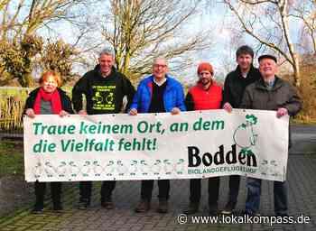 Landratskandidat Peter Driessen besucht Biogeflügelzucht Bodden in Goch-Hommersum - Lokalkompass.de