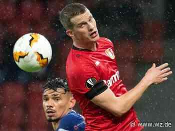 NRW: Bayer Leverkusen ohne Lars Bender im Pokal gegen Union - wz.de