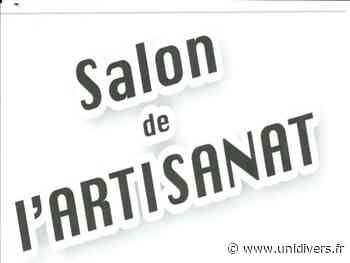 Salon de l'Artisanat - Journée artisanales gourmandes - Unidivers