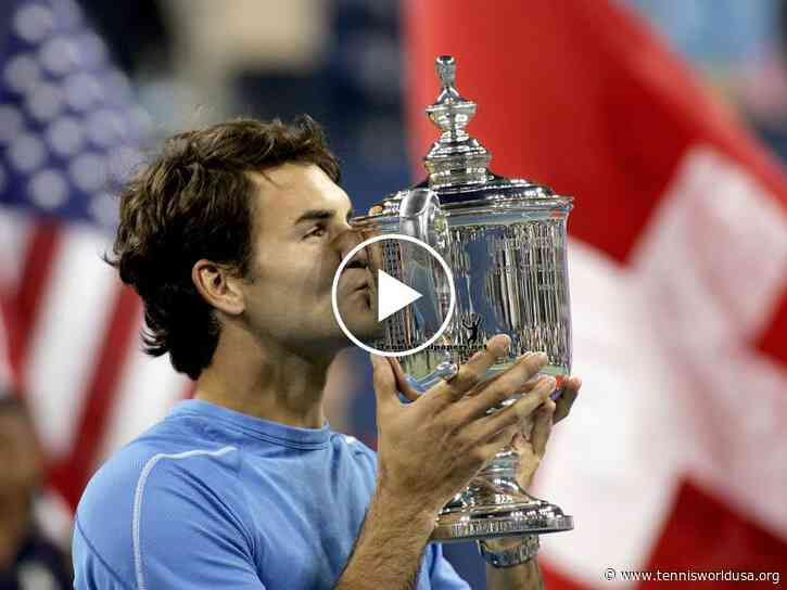 Genesis of a champion Chapter 4: Roger Federer's years of domination