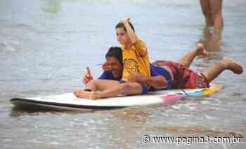 Itajaí realiza neste domingo Down Surf Festival, na Praia da Atalaia - Jornal Página 3