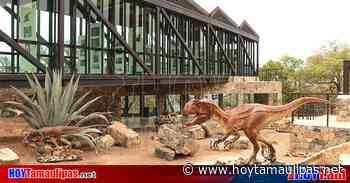 Llegaron los dinosaurios al Camino Real a Tula - Hoy Tamaulipas
