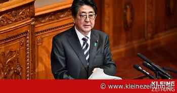 Shinzo Abe kontert Trump: Japans Ministerpräsident will die Sommerspiele durchziehen - Kleine Zeitung