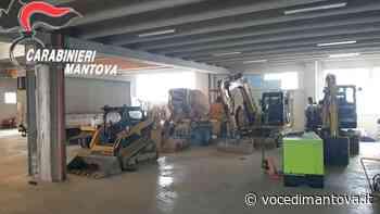 Macchinari rubati nel capannone di Castiglione delle Stiviere: 36enne nei guai | Voce Di Mantova - La Voce di Mantova
