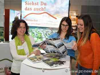 Von Zypern bis Zaberfeld: Mühlacker und die Region begeistern zahlreiche Wanderfreunde bei CMT - Pforzheimer Zeitung