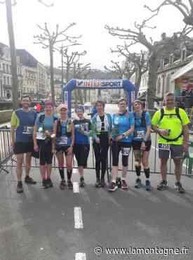 Les coureurs du Running club Arpajon à Tulle - La Montagne
