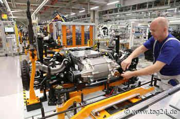Akku-Fabrik entsteht in Meerane: Viertes VW-Werk für Sachsen - TAG24