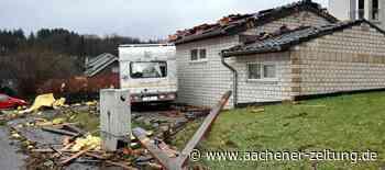 Ein Ort wuchs zusammen: Ein Jahr nach dem Tornado von Roetgen - Aachener Zeitung