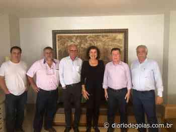 Pré-candidata em Pires do Rio, Cida Tomazini se filia ao Podemos - Diário de Goiás