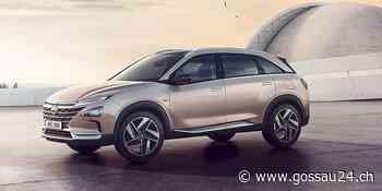 HYUNDAI NEXO - DER WASSERSTOFF-SUV DER NÄCHSTEN GENERATION | Auto & Mobil - gossau24.ch