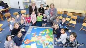 Kinder der Höinger Europaschüler schützen die Umwelt | Ense - Soester Anzeiger