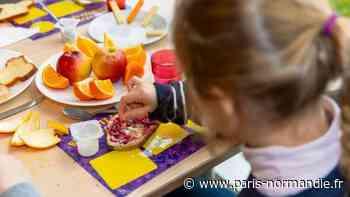 Mont-Saint-Aignan : les élèves de l'école Albert-Camus sensibilisés à l'équilibre alimentaire - Paris-Normandie