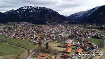 Oberammergau: Passionsspielort in Alpenkulisse - ZDFheute