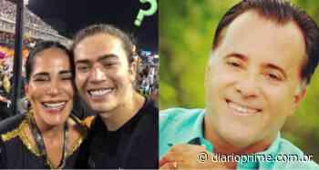 Whindersson Nunes faz vez de tiete e enlouquece ao encontrar Glória Pires, mas sente falta de Tony Ramos, confira - Tv Online - DiárioPrime.com.br