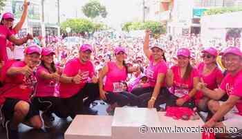 Carrera de la mujer en Aguazul - Noticias de casanare - La Voz De Yopal