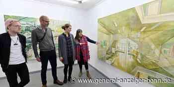 Von üppig bis reduziert: Essener Künstler-Quartett zeigt Kunst in Remagen - General-Anzeiger
