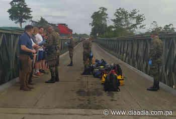 Extreman medidas en Guabito, área fronteriza de Bocas del Toro y Costa Rica - Día a día