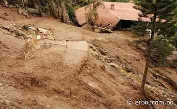 Coroico: Mazamorra afecta vivienda y hay una pareja desaparecida - Red Erbol