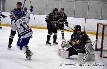 Rattlers meet Temiscaming in Game 4 of North Division Finals, tonight at the BWG Leisure Centre (14 photos) - BradfordToday