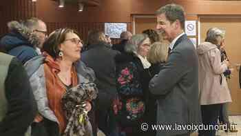 Très large victoire du maire sortant à Lesquin - La Voix du Nord