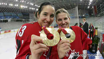 Chateauguay's Kim St-Pierre broke barriers for her Olympic dreams - Sportsnet.ca