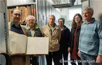 Stadtarchiv Lahnstein nahm an Tag der Archive teil - Blick aktuell