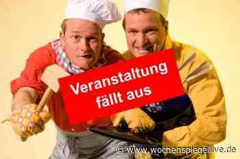 Idar-Oberstein: Stadt sagt Veranstaltungen ab - WochenSpiegel