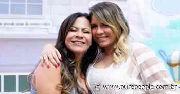 Vídeo do filho de Marilia Mendonça com mãe da cantora encanta web: 'Fofura' - Purepeople.com.br