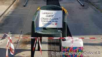Reggiolo, furto all'autolavaggio sradicata la colonnina - La Gazzetta di Reggio