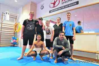 Asahi: Spremberger Sportverein möchte Sumo-Schmiede werden - Lausitzer Rundschau